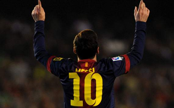 Congratulations Messi: The best there is, and far from finished yet