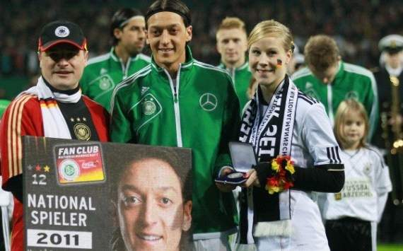 Germany: Mesut Ozil