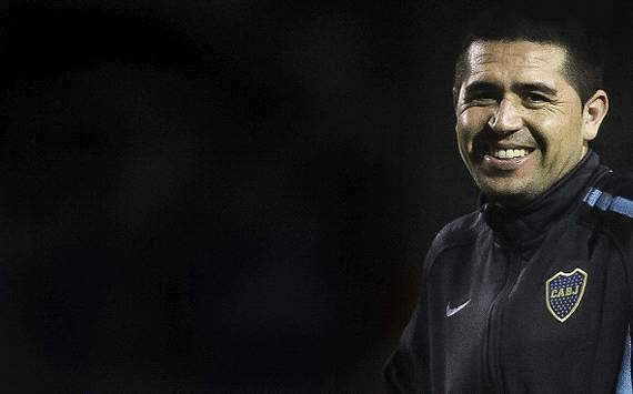 Palmeiras coach: Who wouldn't want Riquelme?