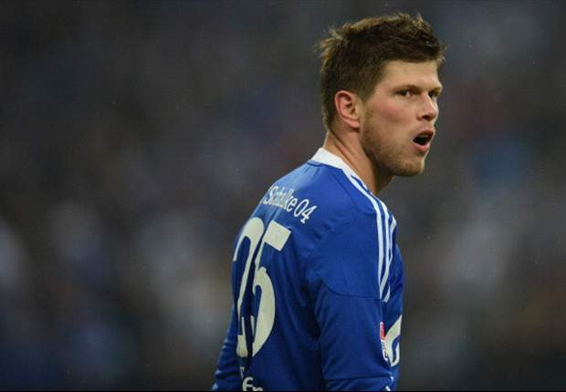 Huntelaar: I had to make a choice between Schalke & England