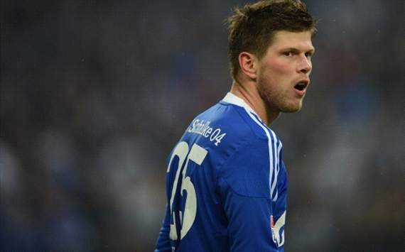 Huntelaar winning race to face Galatasaray