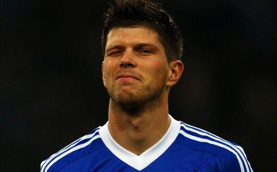 Klaas-Jan Huntelaar, Schalke 04