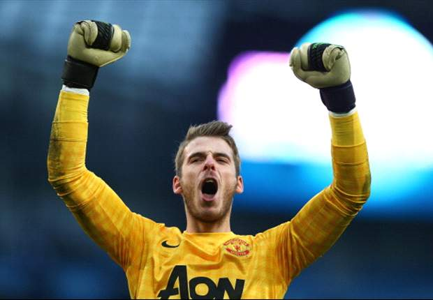 De Gea has grown from strength to strength, insists Sir Alex Ferguson