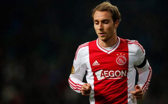 Eriksen rejects new Ajax deal, reveals Overmars