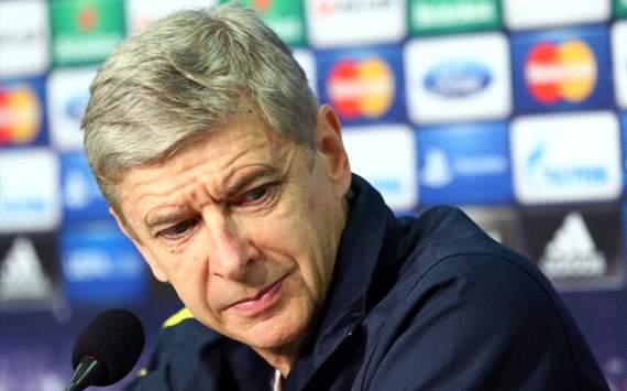 Wenger dampens Arsenal hopes of new signings