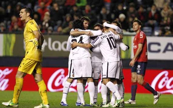 Valencia - Osasuna Betting Preview: Why less than three goals looks highly likely