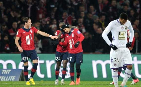 Ligue 1, LOSC - Le groupe face à Reims
