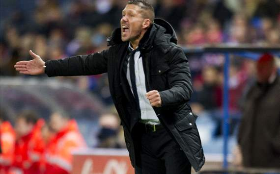 Atletico Madrid boss Simeone expecting tough Zaragoza clash