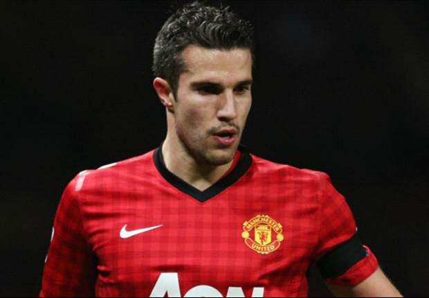 Van Persie has improved at Manchester United, says Netherlands boss Van Gaal