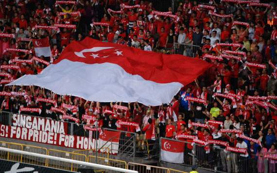 SPESIAL Road To Final AFF Suzuki Cup 2012: Singapura