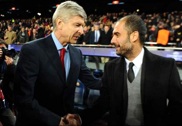 Wenger 'surprised' by Guardiola's move to Bayern