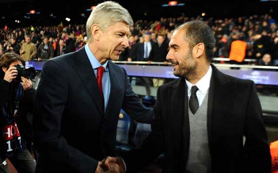 Arsene Wenger Terkejut Pep Guardiola Ke Bayern Munich