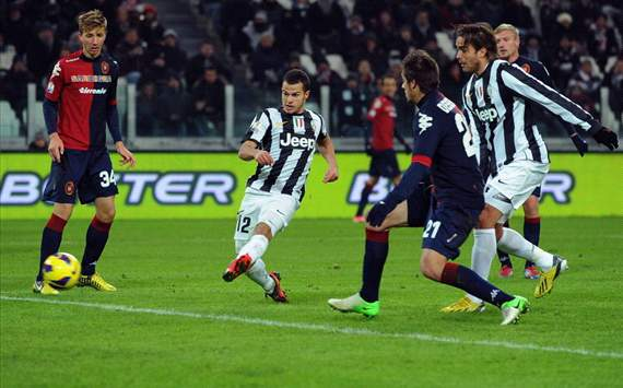 Sebastian Giovinco - Juventus-Cagliari - Italy Cup