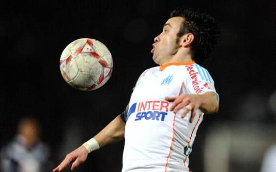 Ligue 1- Marseille - mathieu Valbuena