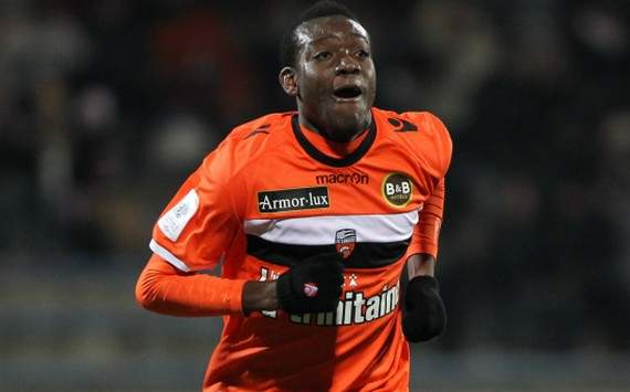 Ligue 1 - Lorient prend les devants (MT)