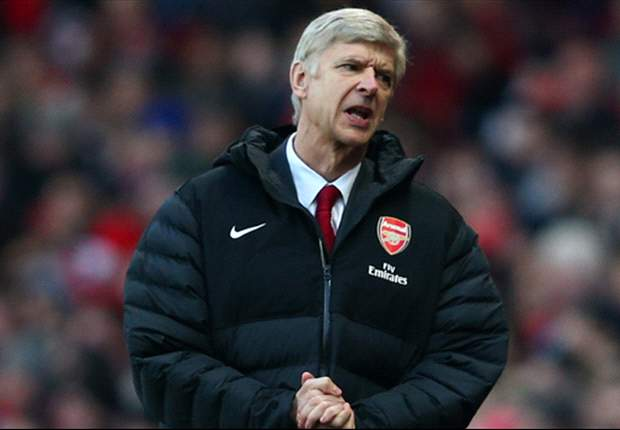 Wenger urges Arsenal to become more physical
