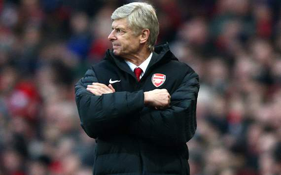 Arsenal boss Wenger rubbishes Schalke job rumours