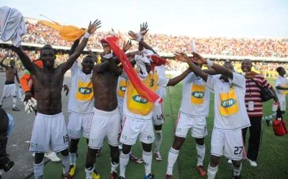 Double Financial Services donates to Asante Kotoko ahead of Caf Champions League