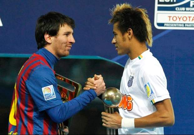 'Neymar & Messi together would be spectacular' - Ramalho