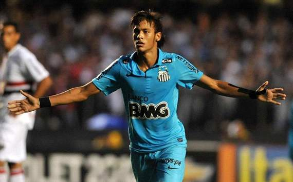 Neymar - Santos FC
