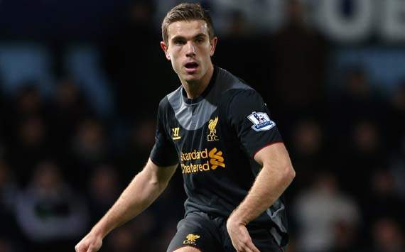 EPL; Jordan Henderson; West Ham United Vs Liverpool