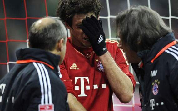 Martinez can't see with his left eye, confirms Heynckes