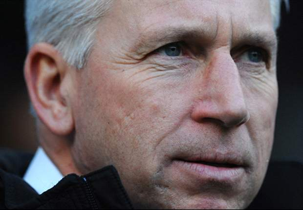 Pardew: Plastic pitch will favour 'technical' Newcastle players