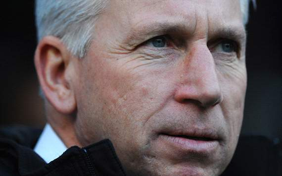 Alan Pardew,Newcastle United