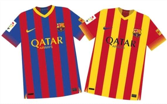 Barcelona 2013/2014
