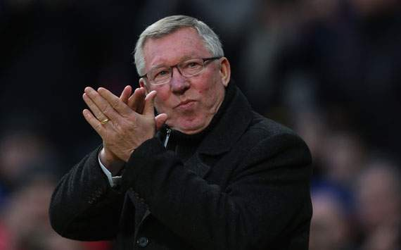 Sir Alex Ferguson name-drops Mourinho &amp; Guardiola after hinting at two more years as Manchester United boss