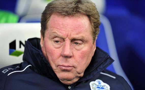 Redknapp keen to beef up QPR squad after FA Cup draw with West Brom