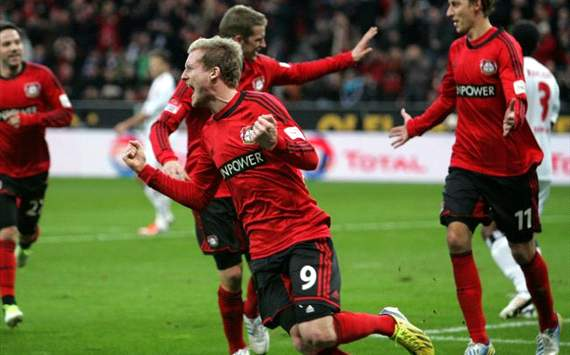 Leverkusen - Hamburg, Bundesliga