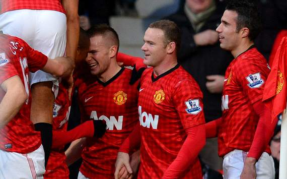 EPL, Manchester United v Sunderland, Tom Cleverley