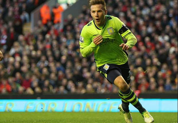 Weimann insists he is happy at Aston Villa