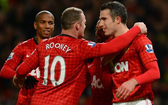 Premier League: Manchester United y Manchester City golean para que todo siga igual en la parte alta 