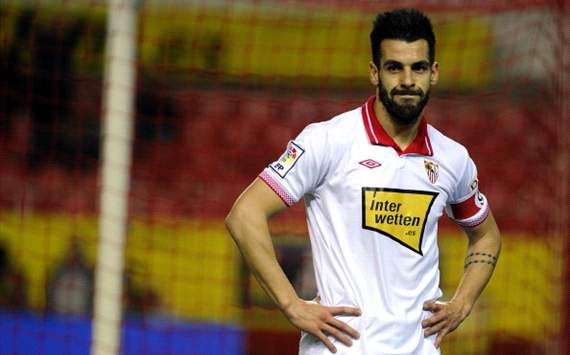 Negredo: I won't force move from Sevilla