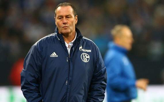 Germany: FC Schalke 04, Huub Stevens