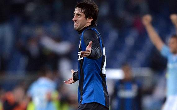 Milito: Sneijder helped to write Inter's history