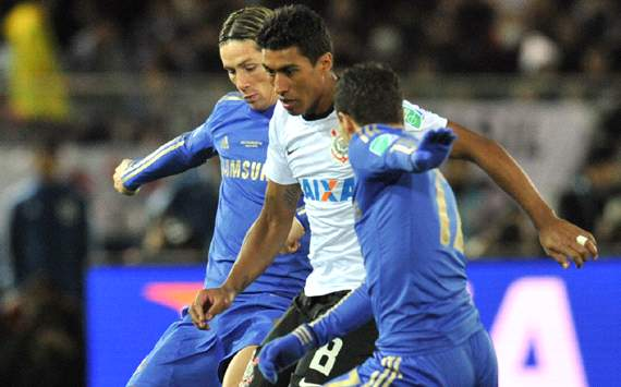 Club World Cup:Corinthians vs Chelsea