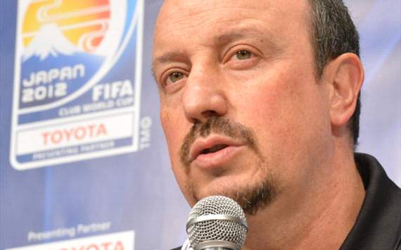 Benitez: It's only a matter of time before I win over Chelsea fans