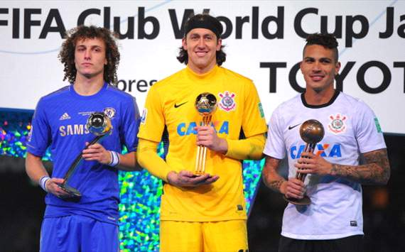 Luiz targeting titles to make up for Club World Cup disappointment
