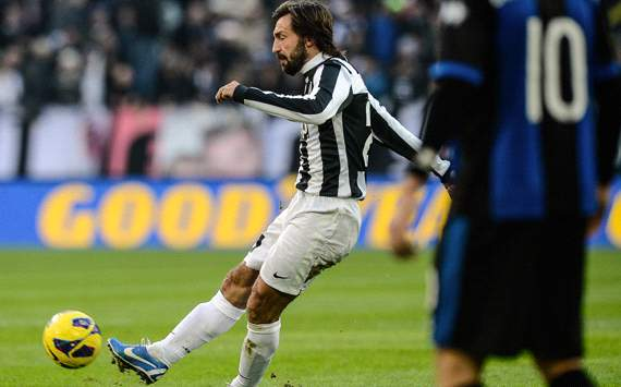 Phenomenal Pirlo doesn't need the Ballon d'Or to prove his greatness