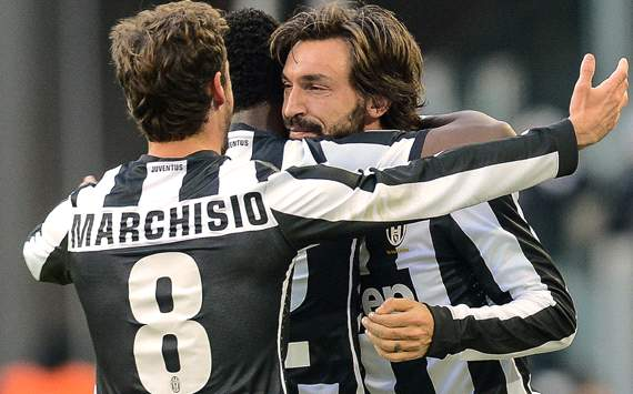 Serie A Team of the Week: Peerless Pirlo shines again
