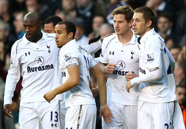 Villas-Boas praises Tottenham's concentration after win over Swansea