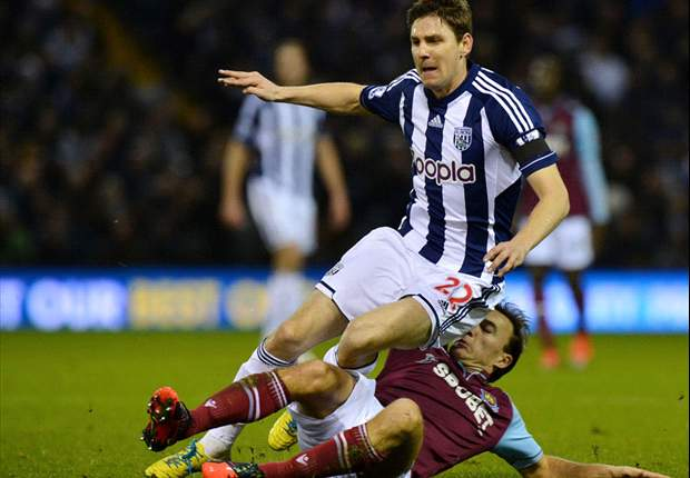 West Brom can 'relax' after ending winless run  Gera