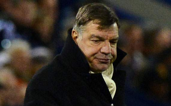 Allardyce calls for overhaul to Premier League referee system