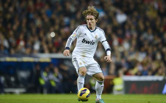We can beat Malaga if we play as well as we can, insists Modric