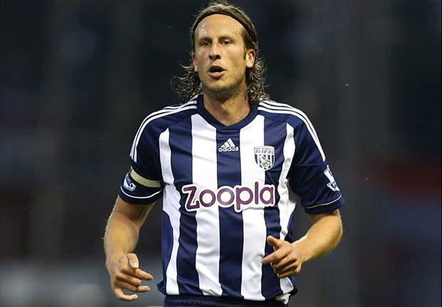 Olsson happy to stay at West Brom