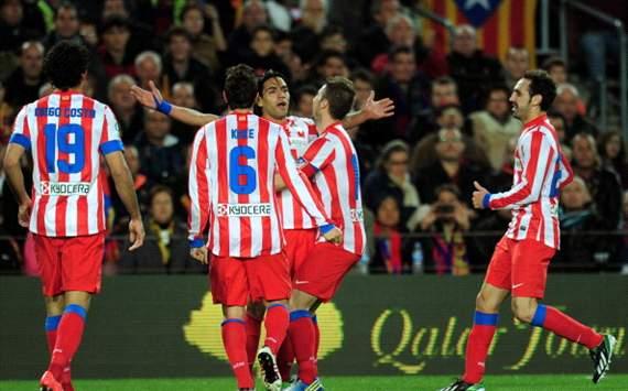 Atletico Madrid vs Real Betis