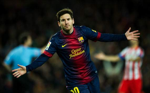 Lionel Messi - FC Barcelona v Atletico Madrid